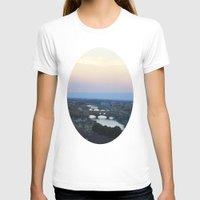 italian T-shirts featuring Italian Skies by Bzerk Creative