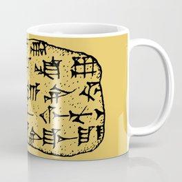 Cuneiform  Coffee Mug