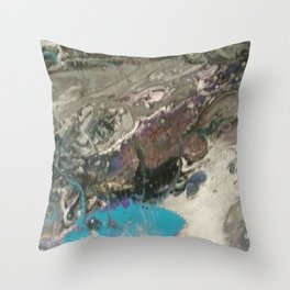 Cove of Dreams Throw Pillow