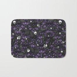 Skelebats - Royal Purple Bath Mat
