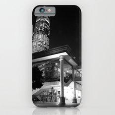 Central Pier [Black & White] Slim Case iPhone 6s