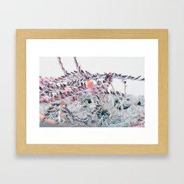 Creatures of Venice Beach Framed Art Print