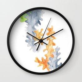 Becoming Series || Autumn Wall Clock