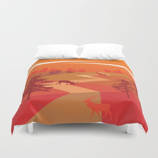 My Nature Collection No. 26 Duvet Cover