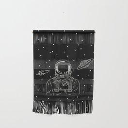 Spaceman Wall Hanging