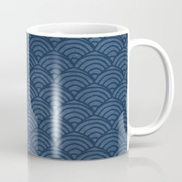 Indigo Sea Coffee Mug