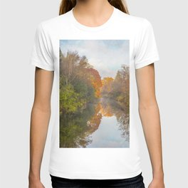 Creek View from Mill Street T-shirt