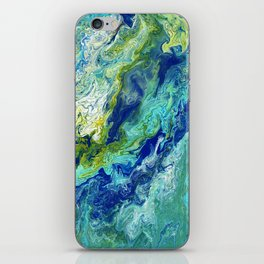 Bubbling Brook iPhone Skin