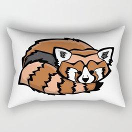 Red Panda | Animal Series | DopeyArt Rectangular Pillow