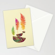 arboles locos Stationery Cards