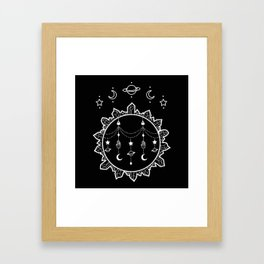 Gypsy Magic II Framed Art Print