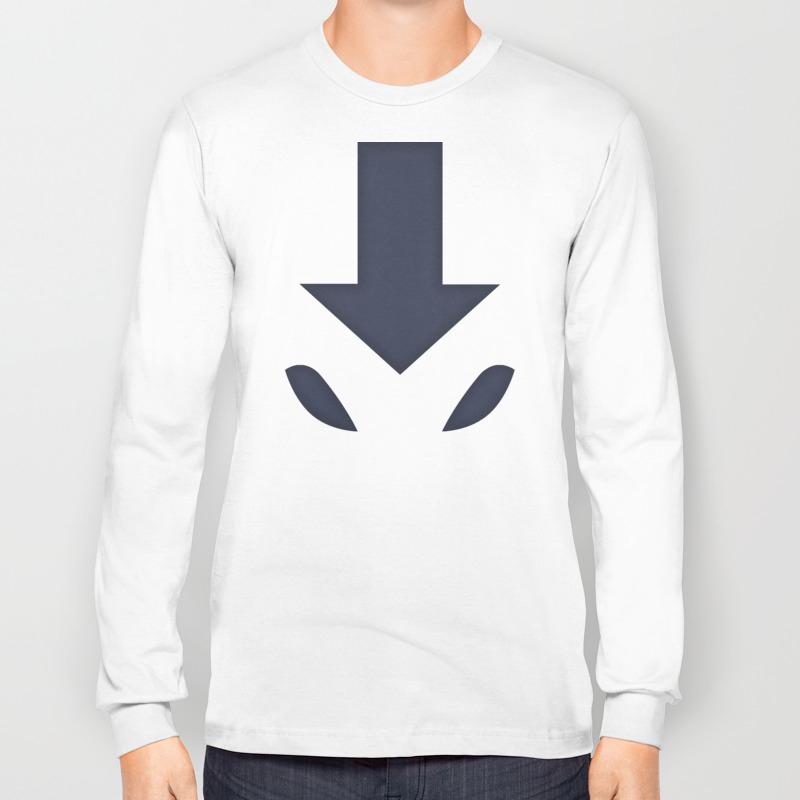 Avatar: the last airbender | Arrow Long Sleeve T-shirt by bencav