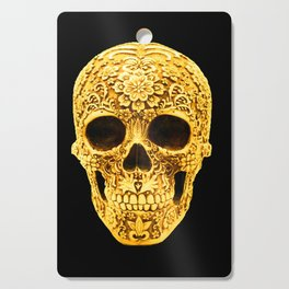 For the Love of Gold Cutting Board