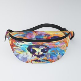 Lhasa Apso 3 Fanny Pack
