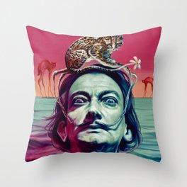 Babou Throw Pillow
