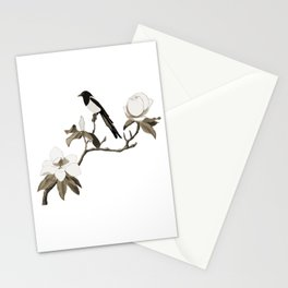 Magpie and Magnolia Stationery Cards