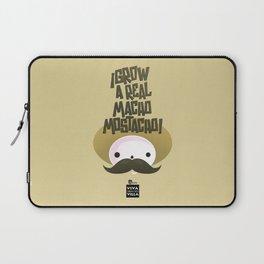 macho mostacho  Laptop Sleeve