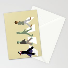 Abbey Road Monsters Stationery Cards