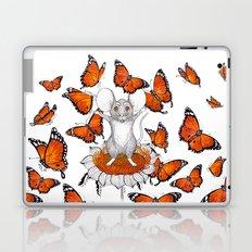 Mouse Butterflies Laptop & iPad Skin
