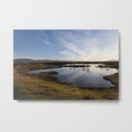 Thingvellir National Park Metal Print