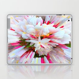 Flowers of  Pure Love Essence Laptop & iPad Skin