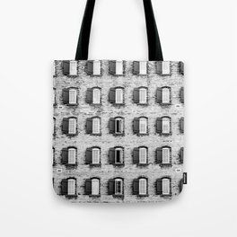 Holes In A Wall Tote Bag