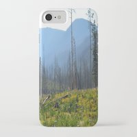 montana iPhone & iPod Cases featuring Montana by MelissaLaDouxPhoto