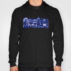 Row of Houses – Navy Palette Hoody