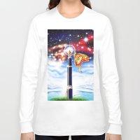 madoka magica Long Sleeve T-shirts featuring MAGICA by AM Santos