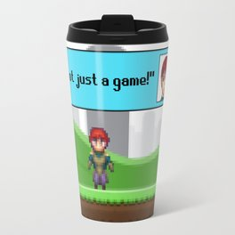 It's not just a Game! [Male Version 1] Travel Mug