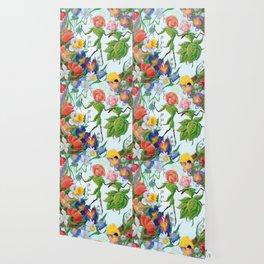 Dancing Roses By Rudolf Koivu Wallpaper