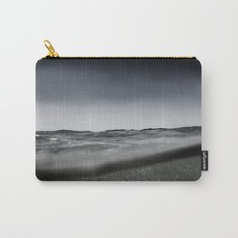 Under over wave Carry-All Pouch