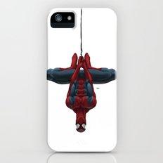 Spiderman iPhone (5, 5s) Slim Case