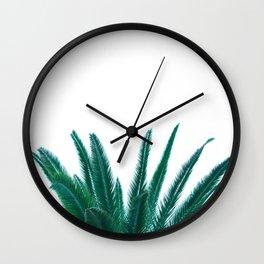 Tropic Tree Wall Clock