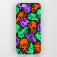 Critter Skulls iPhone & iPod Skin