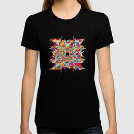 Symmetry and Color Balance 2 T-shirt