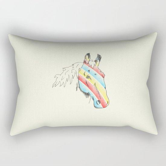 The Paint Rectangular Pillow