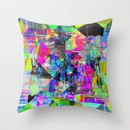 For when the segmentation resounds, abundantly. 02 Throw Pillow