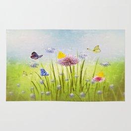 Fruehling - Spring Rug