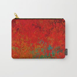 Figuratively Speaking, Abstract Art Carry-All Pouch