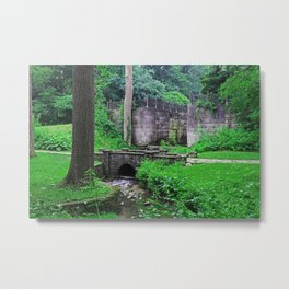 The Echoes of Our Souls Metal Print