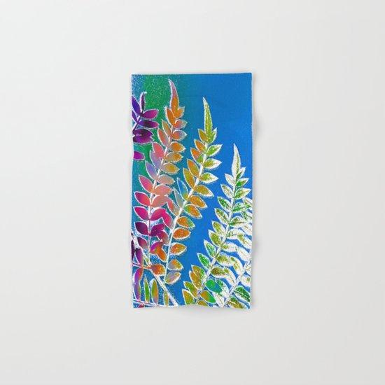 Azure Daydream Hand & Bath Towel