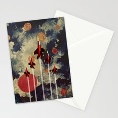 FIVE MAN ARMY Stationery Cards