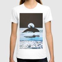 dolphin T-shirts featuring Dolphin by John Turck