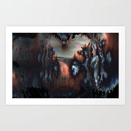 Last Sunrise Art Print
