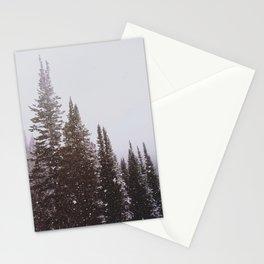 Misty Pines Stationery Cards
