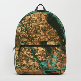 Views of life from space Backpack