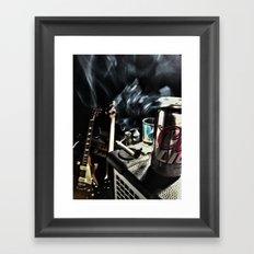 The Band  Framed Art Print