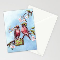 Welcome Spring! Stationery Cards