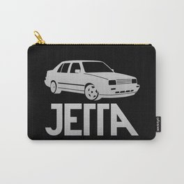 Volkswagen Jetta - silver - Carry-All Pouch